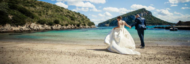 Weddings on the beach in Golfo Aranci