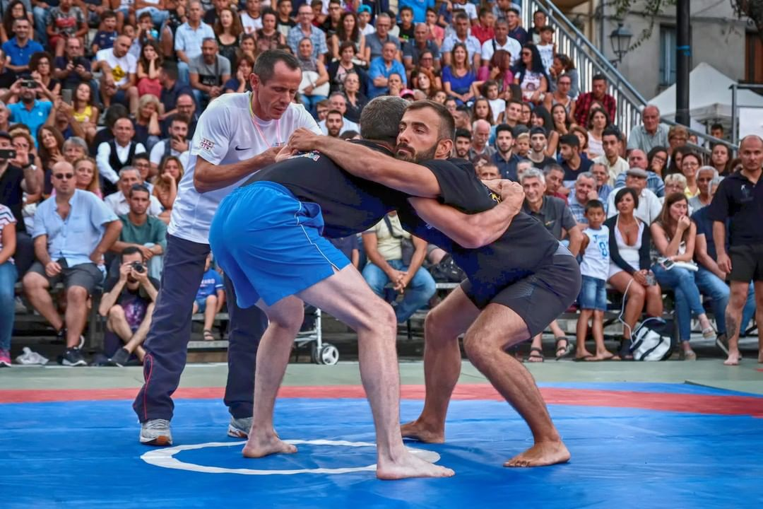 S'Intrumpa: the Gherradores Sardinian Wrestling