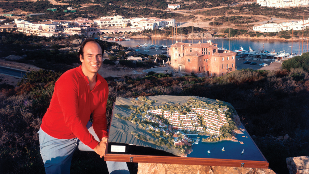 Karim Aga Khan & The Emerald Coast