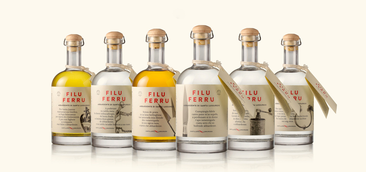 Filu 'E Ferru, The Sardinian Grappa