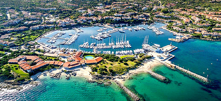 Porto Rotondo: A Venetian Town Of Luxury
