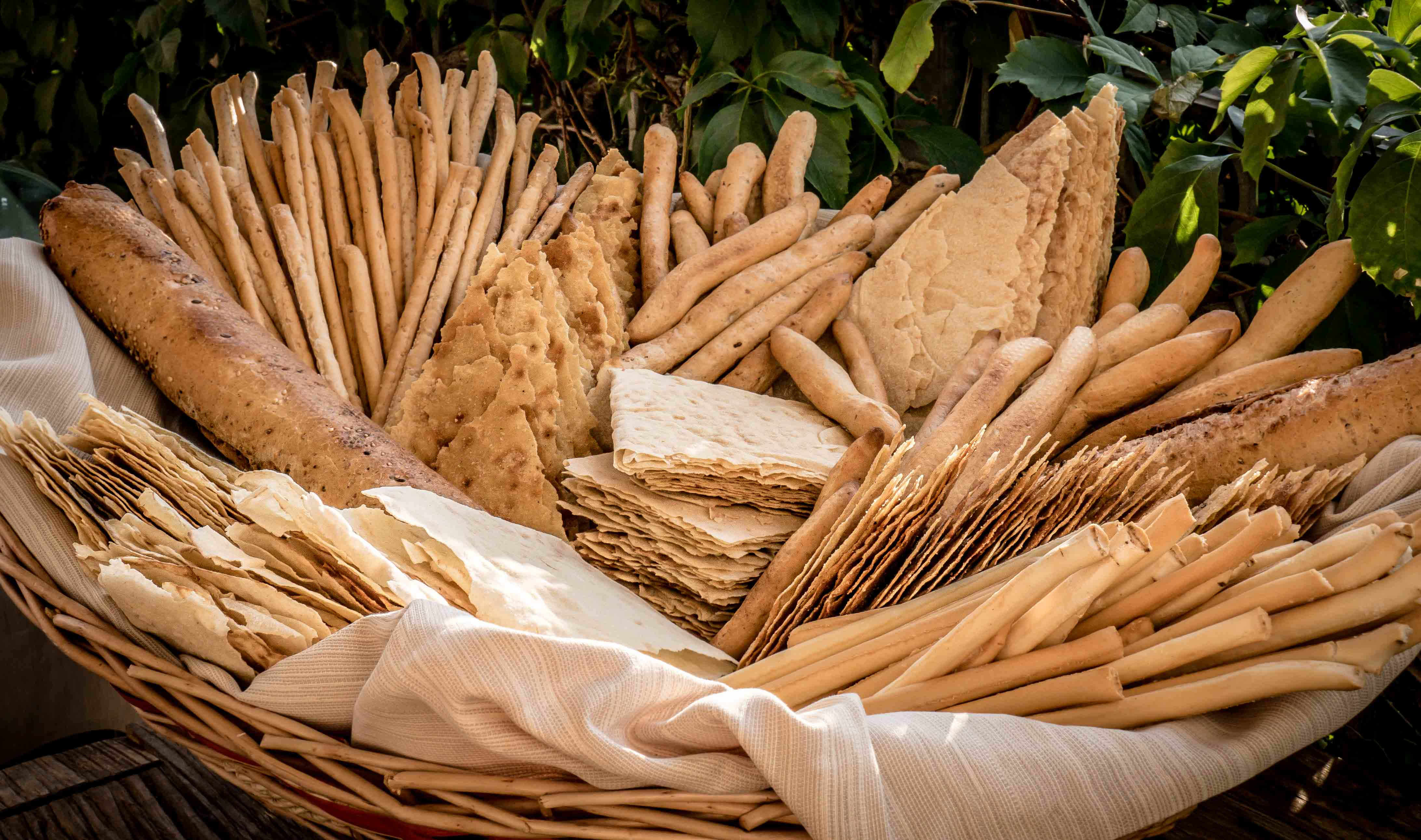 Discover the bread of Sardinia