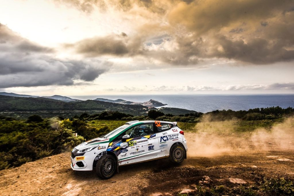 The World Rally Championship Returns To Gallura