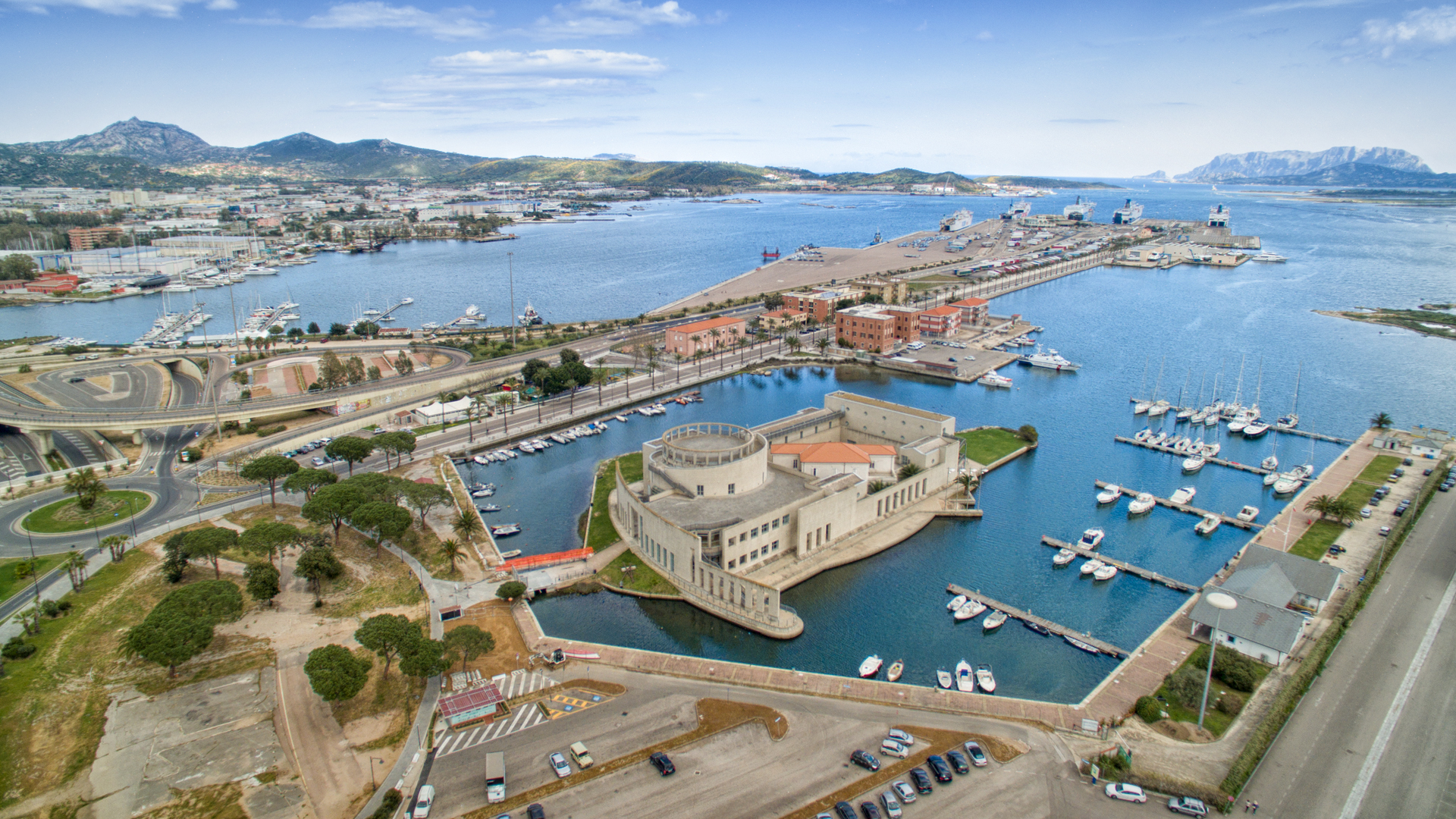 Olbia: a city for tourists
